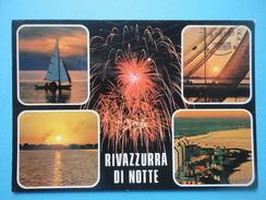 Rivazzurra - Rimini - Vedutine Di Notte - Rimini