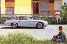 Lamborghini 350 GT  -  1964  -  CPM - Voitures De Tourisme