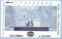 COLOMBIA : COLMT53 $10500 SANTIAGO CARDENAS 1993 USED - Colombia