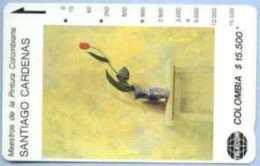 COLOMBIA : COLMT54 $15500 SANTIAGO CARDENAS 1993 USED - Colombia