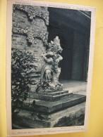 B8 8006 - 75 EXPOSITION COLONIALE INTERNATIONALE - PARIS 1931 - PAVILLON DES PAYS BAS - REPRODUCTION D'UNE SCULPTURE D.. - Expositions