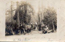 HERMONVILLE   Le Rimailhot Dans La Forêt De Toussicourt Guerre 14 - 18 - Other Municipalities