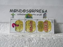 MONDOSORPRESA,  FERRERO ISTRUZIONI CARTINA, K02 N71 - Istruzioni