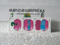 MONDOSORPRESA,  FERRERO ISTRUZIONI CARTINA, K02 N72 - Istruzioni