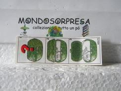 MONDOSORPRESA,  FERRERO ISTRUZIONI CARTINA, K02 N73 - Istruzioni