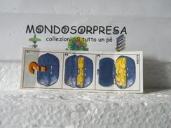 MONDOSORPRESA,  FERRERO ISTRUZIONI CARTINA, K02 N74 - Istruzioni