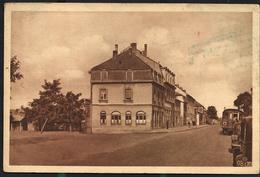 Mondelange 1951 Ecole Et Mairie - Autres Communes