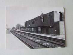 De Pinte , Spoorwegstation - De Pinte