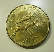 Tanzania 100 Shilingi 1994 - Tanzania