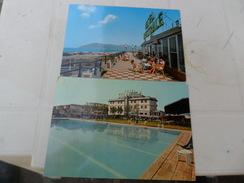 ITALIA 2 CARTOLINE  HOTEL MAESTRALE  MARINA DI CARRARA  1973-74 - Hotels & Restaurants