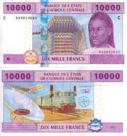 Tchad 10 000 FRANCS Pick 610C NEUF - Chad
