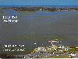 ** Lot De 2 Cartes ** BRETAGNE - 22 - ILE DE BREHAT : Pointe De L'Arcouest - CPSM CPM GF - Côtes D'Armor - Ile De Bréhat
