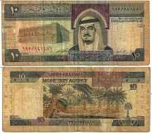 Arabie Saoudite - Saudi Arabia 10 RIYALS 1983 -  Pick 23a TB- - Arabia Saudita