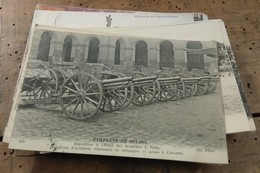 2801 Lot De 50 Cartes Postales Anciennes - Petites Cartes Drouille WW1 Rosny Nangis Metz Epernay Dunkerque Etc... - 5 - 99 Postales