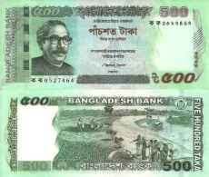 Bangladesh 500 TAKA Pick 55 2011 Neuf - Bangladesh