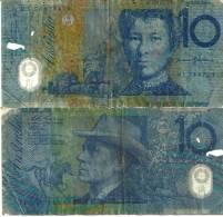 Australie - Australia  10 DOLLARS 2003 - Pick 58b B+ - Non Classés