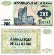 Azerbaijan 250 MANAT Pick 13b NEUF - Azerbaïdjan
