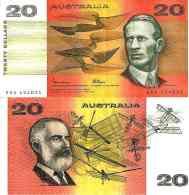 Australie (Australia) 20 DOLLARS 1985 - Pick 46e TTB (VF) - Unclassified