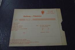 336. Quittung Pobotnica 1940/ - Slowenien