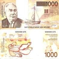 BELGIUM - BELGIQUE - 1000 FRANCS (1997) - Pick 150 SUP+ (XF+) - Sin Clasificación