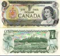 CANADA 1 DOLLAR 1973 -  Pick 85a NEUF - UNC - Canada