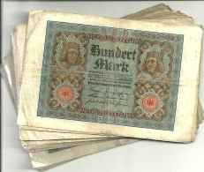 Allemagne / Germany 100 MARK(1/11/1920) -  Pick 69a TB - [ 3] 1918-1933: Weimarrepubliek