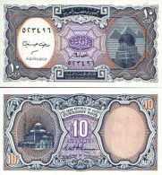 Egypte 10 PIASTRES Pick 189 (New) NEUF - Egypte