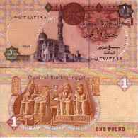 Egypte 1 POUND Pick 50e NEUF - Egypt