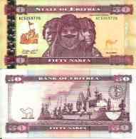 Eritré 50 NAFKA Pick 7 NEUF - Erythrée