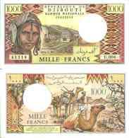 Djibouti 1000 FRANCS (1991 - ) Pick 37e NEUF - UNC - Djibouti