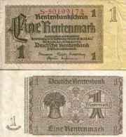Allemagne 1 RENTENMARK Pick 173b SUP- - [ 3] 1918-1933: Weimarrepubliek