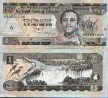 Ethiopie 1 BIRR Pick 46c NEUF - Ethiopie