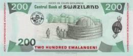 SWAZILAND P. 35 200 E 2008 UNC - Swaziland