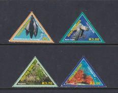 Papua New Guinea SG 1319-1322 2009 Corals Set MNH - Papua New Guinea