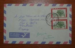 Cover - Envelope - Letter - Sobre De Perú - Perù