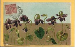 Fiori - Piccolo Formato - Viaggiata - Fleurs