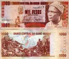 Guinée-Bissau 1000 PESOS 1993 - Pick 13b NEUF (UNC) - Guinea-Bissau