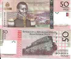 Haïti 50 GOURDES (2010) Pick 274c NEUF (UNC) - Haïti