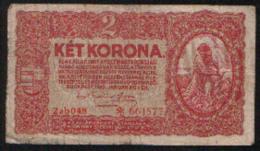 Hongrie - Hungary  2 KORONA 1920 -  Pick 58 TB - Hongrie