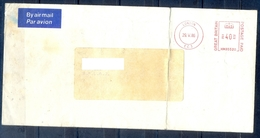 J396- Postal Used Cover. Posted From Great Britain England. UK To Pakistan. Metter Mark. - Other