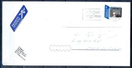 J413- Postal Used Cover. Posted From Nederland Netherlands To Pakistan. - Netherlands