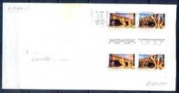 J414- Postal Used Cover. Posted From Australia To Pakistan. Bridge. - Australia