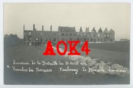 TOURNAI Hainaut 1914 Morelle Tombe Charnier Cimetiere Militaire Vendée RIT 83 84 D'Amade Escaut Doornik - Tournai