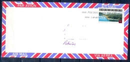 J452- Postal Used Cover. Posted From Canada To Pakistan. Plants. Tree. - Canada