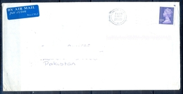 J456- Postal Used Cover. Posted From Great Britain England. UK To Pakistan. - Other