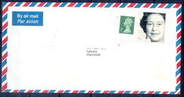 J457- Postal Used Cover. Posted From Great Britain England. UK To Pakistan. - Other