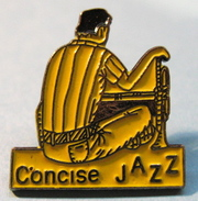 PIN'S CONCISE JAZZ / MC - Musique