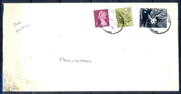 J469- Postal Used Cover. Posted From Great Britain England. UK To Pakistan. - Other