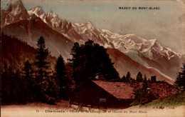 74-CHAMONIX..CHALET DE LA CHAUFFRIAZ....CPA - Chamonix-Mont-Blanc