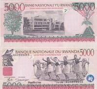 Rwanda - 500 Francs 1998 UNC Ukr-OP - Rwanda